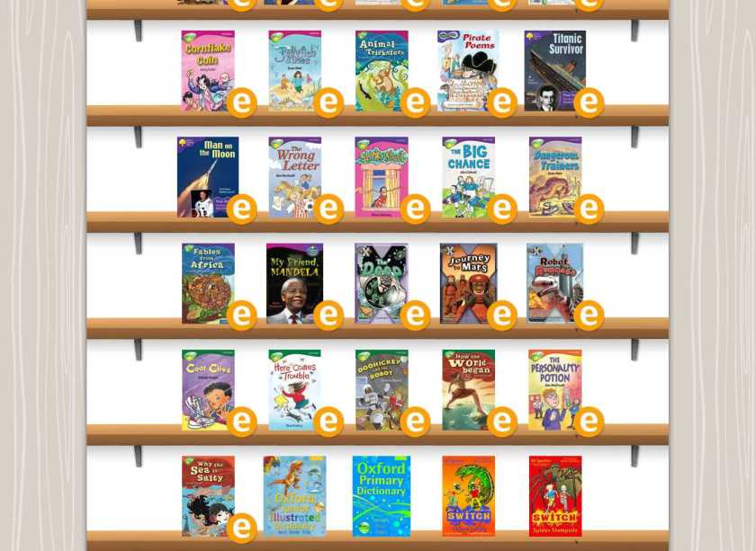 Free children's ebooks for ages 3 11 b   Oxford Owl
